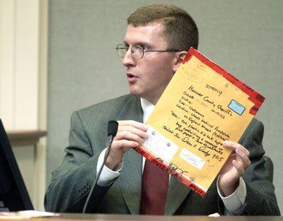 Fotografía - Lo que hace que la evidencia inadmisible en los tribunales?