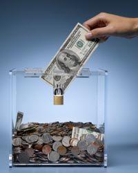 Caridades tienen algunas reglas estrictas sobre donde sus ingresos proviene y que trabaja para ellos.