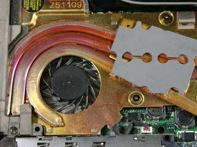 Disipador de calor y ventilador