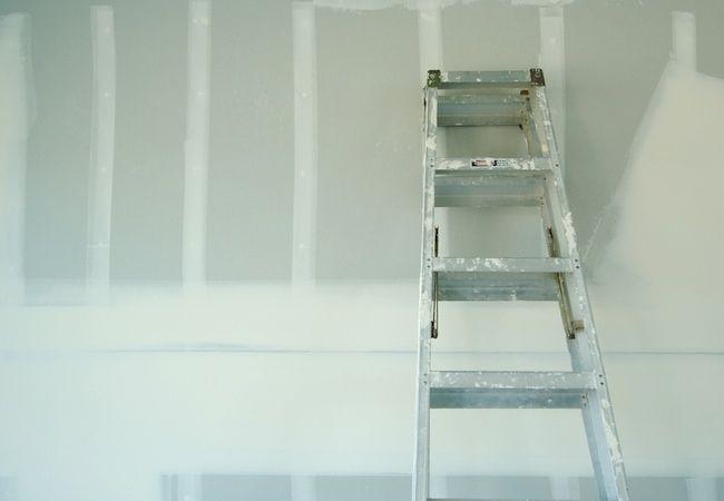 Fotografía - ¿Qué haría Bob hacer? Tratar con Pando Drywall costuras