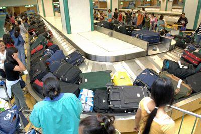 Fotografía - ¿Dónde termina su equipaje no reclamado para arriba?