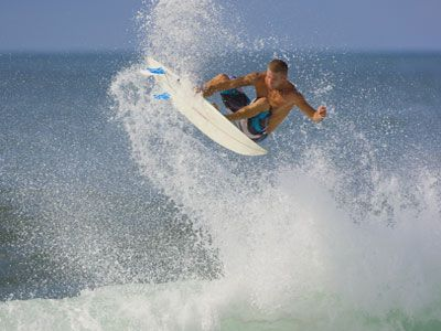 Surfer tipo surf
