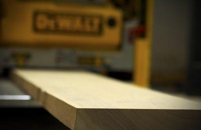Fotografía - ¿Por qué cada DIYer necesita un espesor Planer