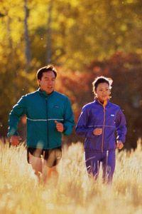 La actividad física es buena para el corazón.