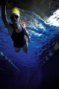 El ejercicio aeróbico reduce el riesgo de contraer enfermedades del corazón.