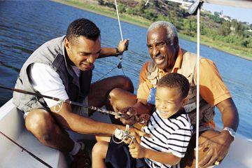 Fotografía - ¿Por qué es mala suerte que decir ciertas palabras mientras que la pesca en el mar?
