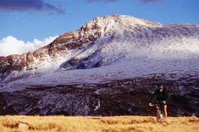 foto de montaña
