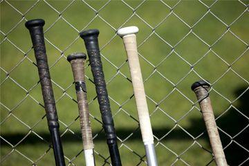 Fotografía - ¿Por qué es buena suerte a escupir en un nuevo bate de béisbol?