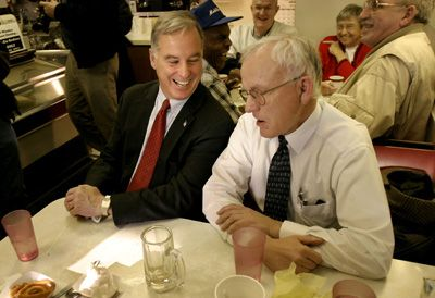 Howard Dean en Iowa