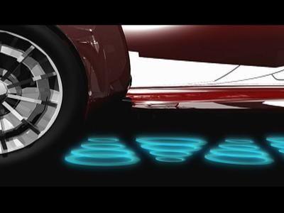 Future Car: Sensores de seguridad