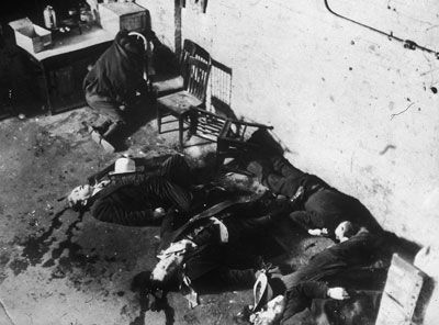 San Valentín's Day Massacre