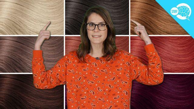 BrainStuff: ¿Qué determina su color de pelo?