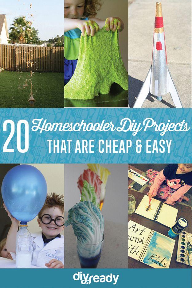 Fotografía - Su favorita barato y fácil de bricolaje Proyectos de Educadores en el hogar