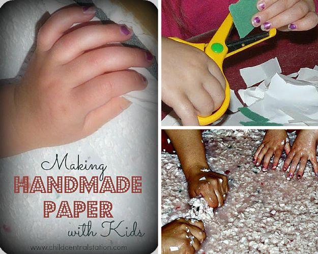Sencillo Reciclado actividades materiales para educadores en el hogar | http://artesaniasdebricolaje.ru/cheap-and-easy-diy-projects-for-homeschoolers/